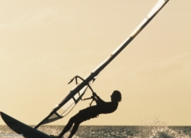 Hone your windsurfing skills in Greece
