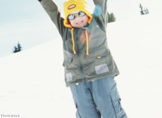 Pack the right kit for your child's ski trip
