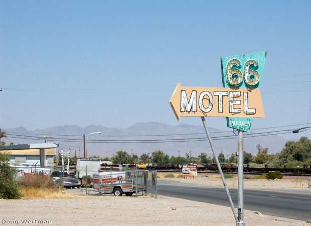 Route 66: perfect for an adventure