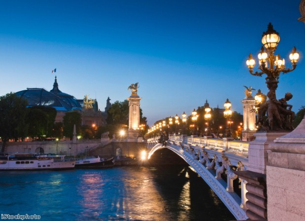 Famous sights of Paris that can be seen on a Seine River cruise