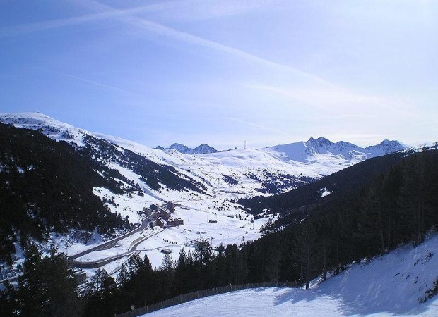 Ski in Andorra, away from the crowds