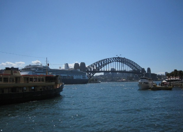 Start your Sydney break with a harbour cruise