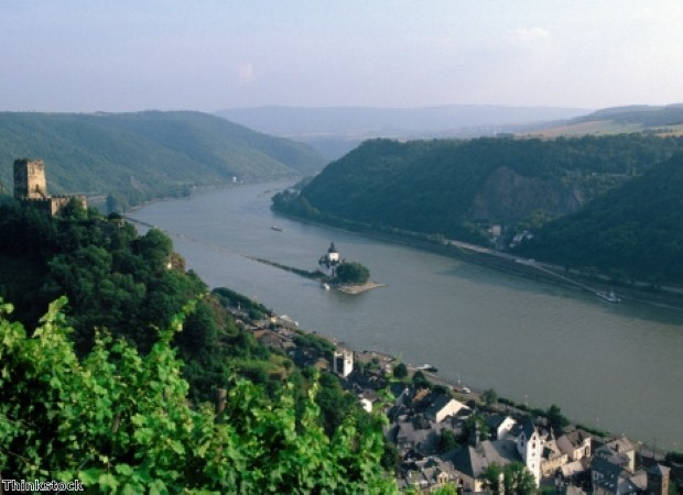 Take your students on a tour of the Rhineland