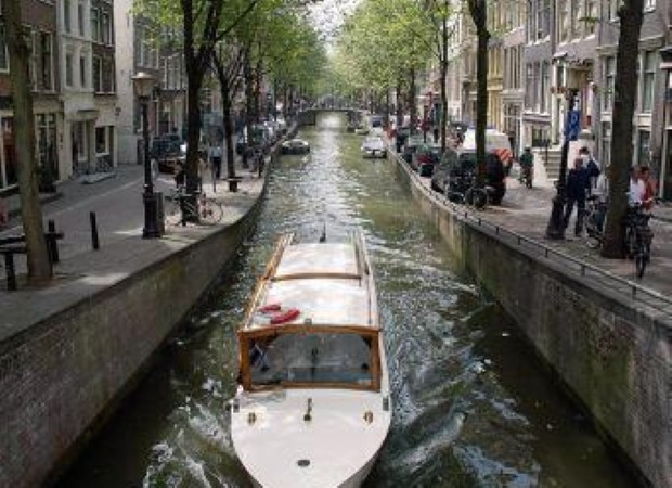 There's a museum about Amsterdam's canals