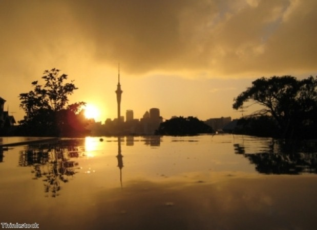 Top five Auckland thrill seeking adventures
