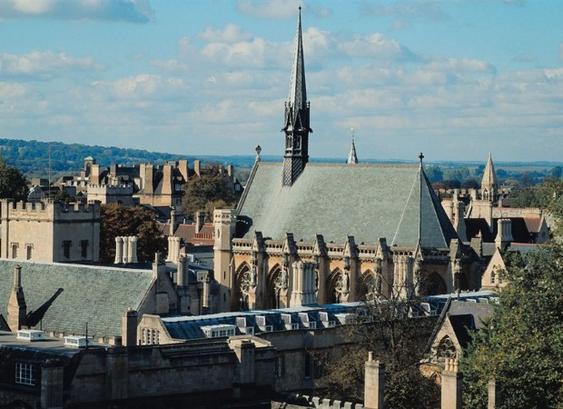 Top outdoor attractions for a trip to Oxford