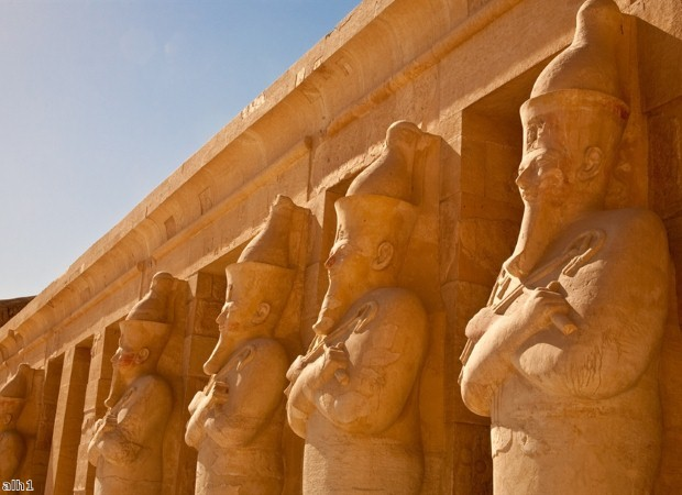 Top sites to see on a cruise to Egypt
