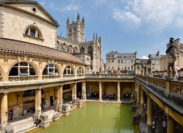 Unmissable events in Bath this autumn