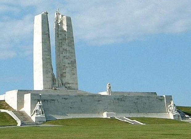 Vimy Memorial is a moving experience for visitors