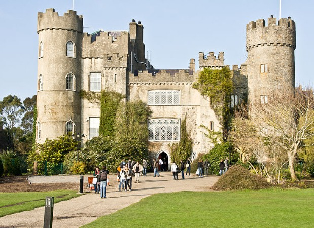 Visit Malahide Castle on your next trip to Ireland