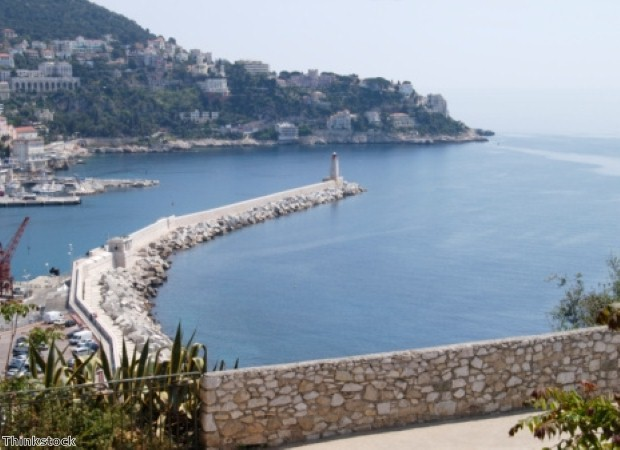 Visit Nice when driving in the French Alps