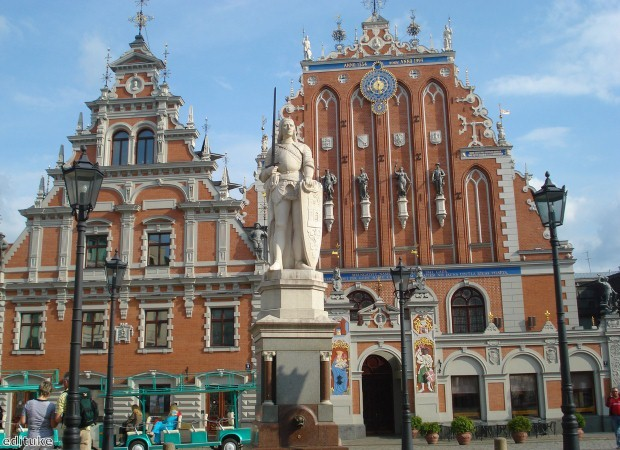 Visit Riga on a Baltic cruise