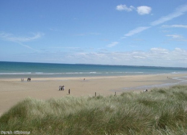 Visit the D-Day landings beaches in Normandy