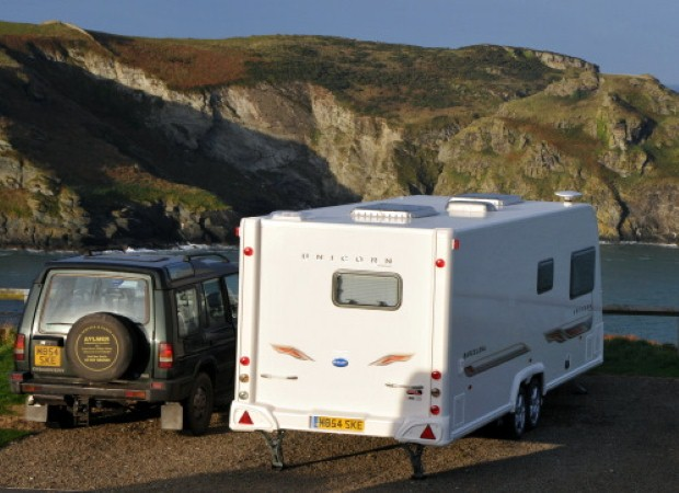 Where to stay on family caravanning holidays