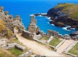 Explore Arthurian legends at Tintagel Castle
