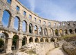 Pula is a fascinating place for a school trip