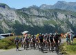 The Tour de France in the Pyrenees