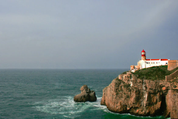 Saint Vicent lighthouse